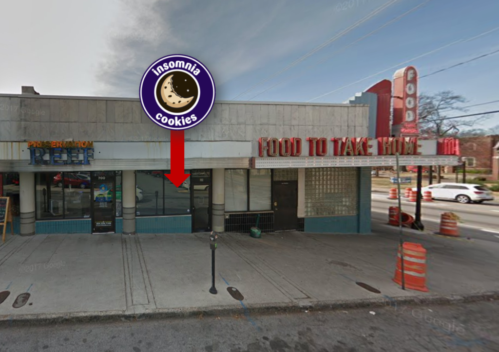 Insomnia Cookies - The Plaza on Ponce