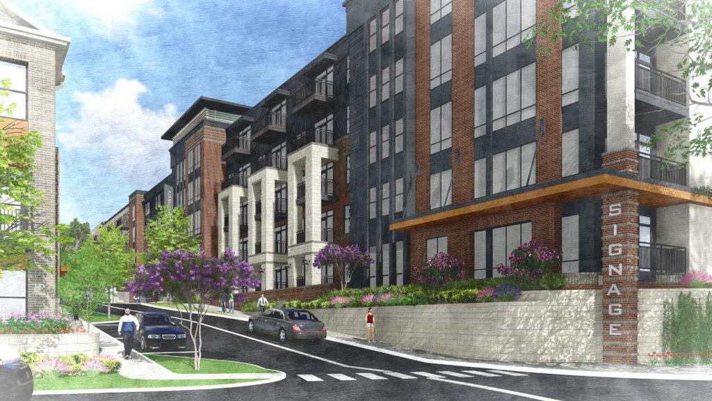 Link Apartments Grant Park Rendering 1