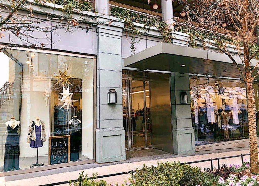Luna pop-up storefront | Photo: The Shops Buckhead Atlanta