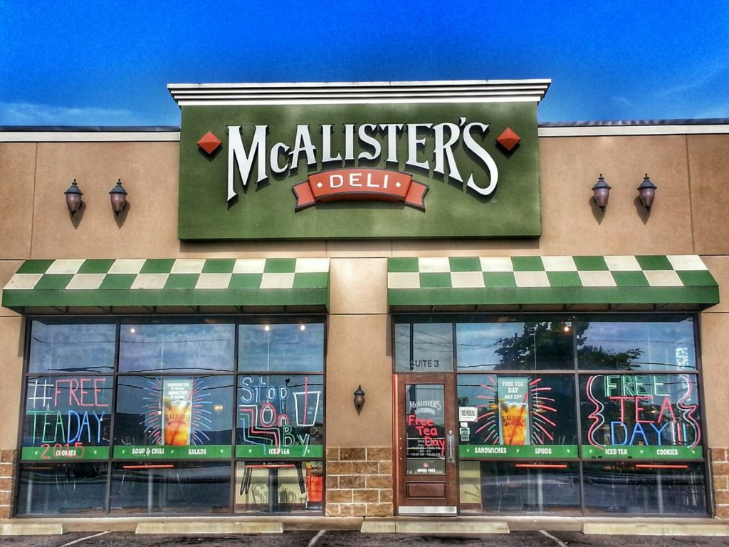 McAlister's Deli - West Midtown Center