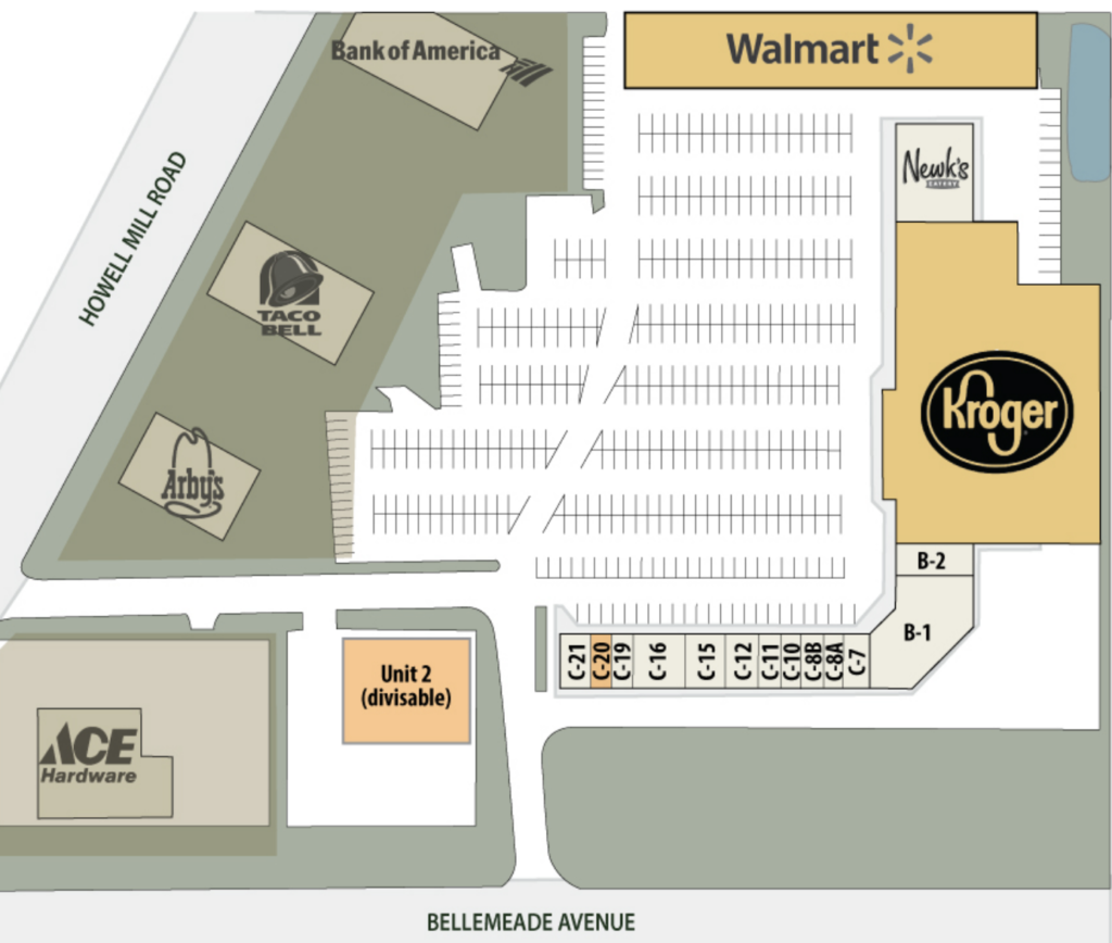 Newk's Eatery - Howell Mill Square Shopping Center