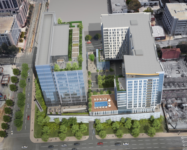 14th and Spring - Rendering 2