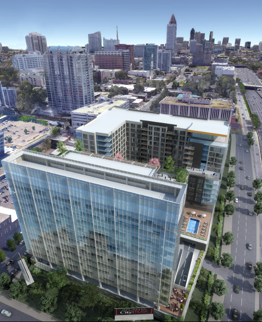 14th and Spring - Rendering 4