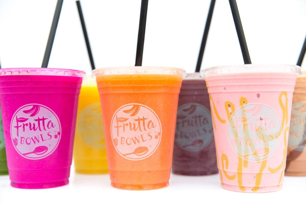 Frutta Bowls - Fountain Oaks Shopping Center - Smoothies