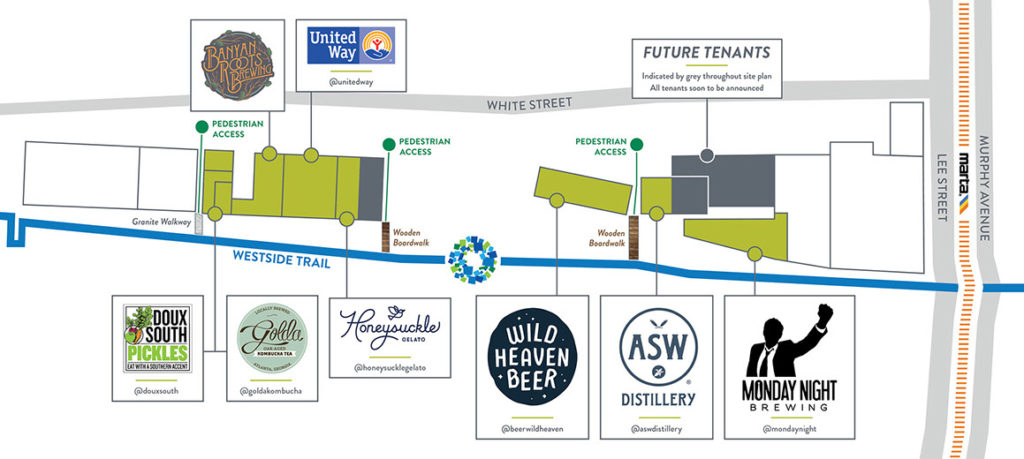 Wild Heaven Beer - Lee + White - Tenant Plan