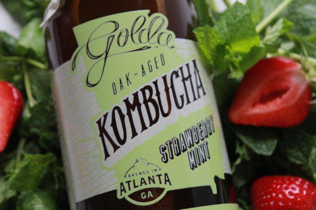 Cultured South - Golda Kombucha - Lee + White