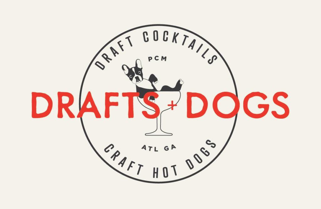 Drafts + Dogs at Ponce City Market