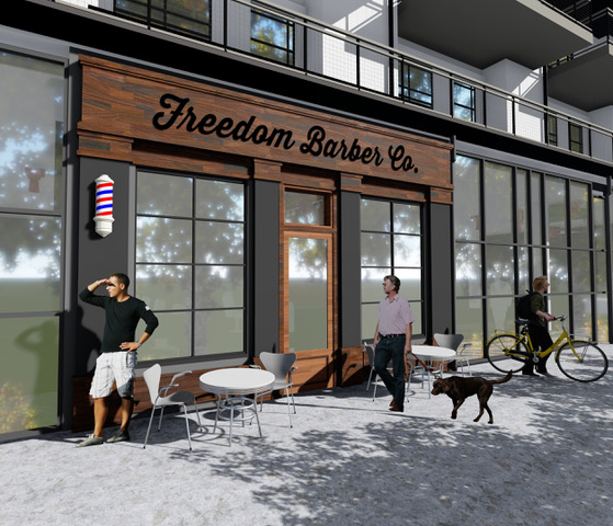 Freedom Barber Co. - SPX Alley