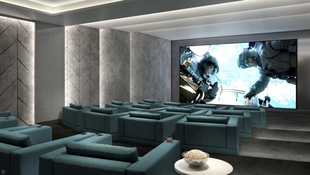 No2 Opus Place Cinema