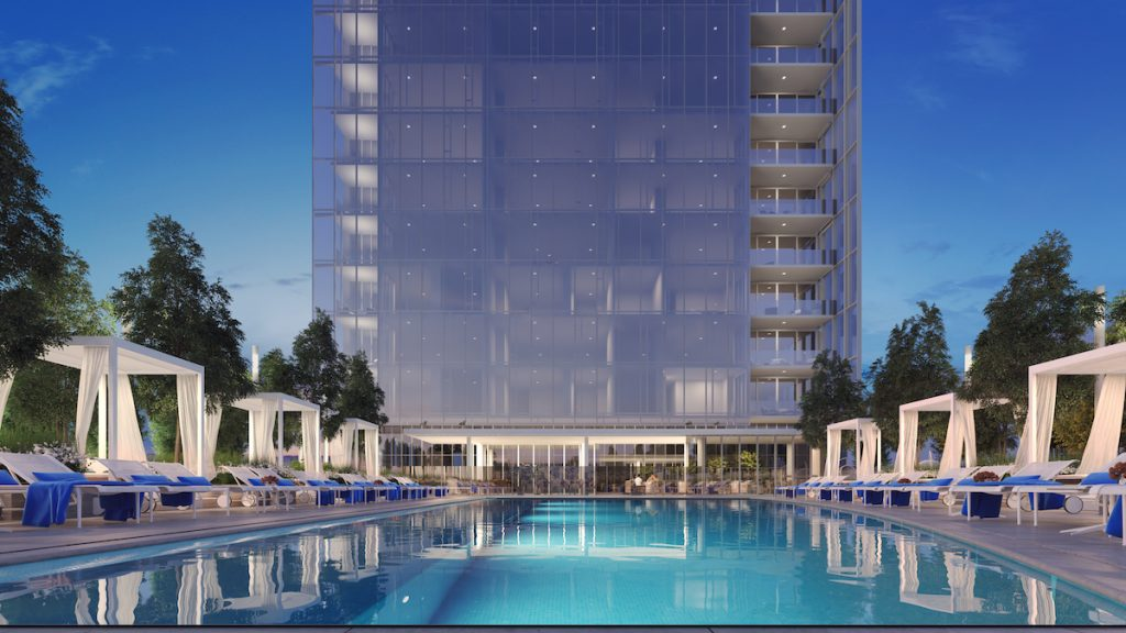 No2 Opus Place - Pool Deck