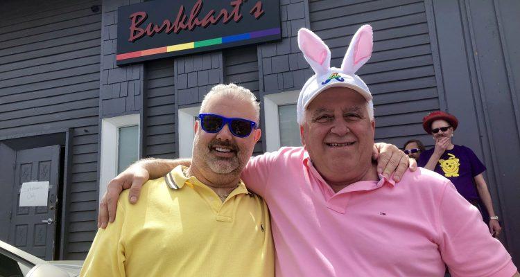 Oscars owners buy Burkhart's