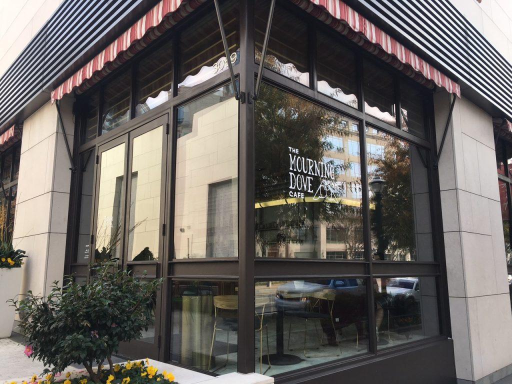 The Mourning Dove - The Shops Buckhead Atlanta - Exterior