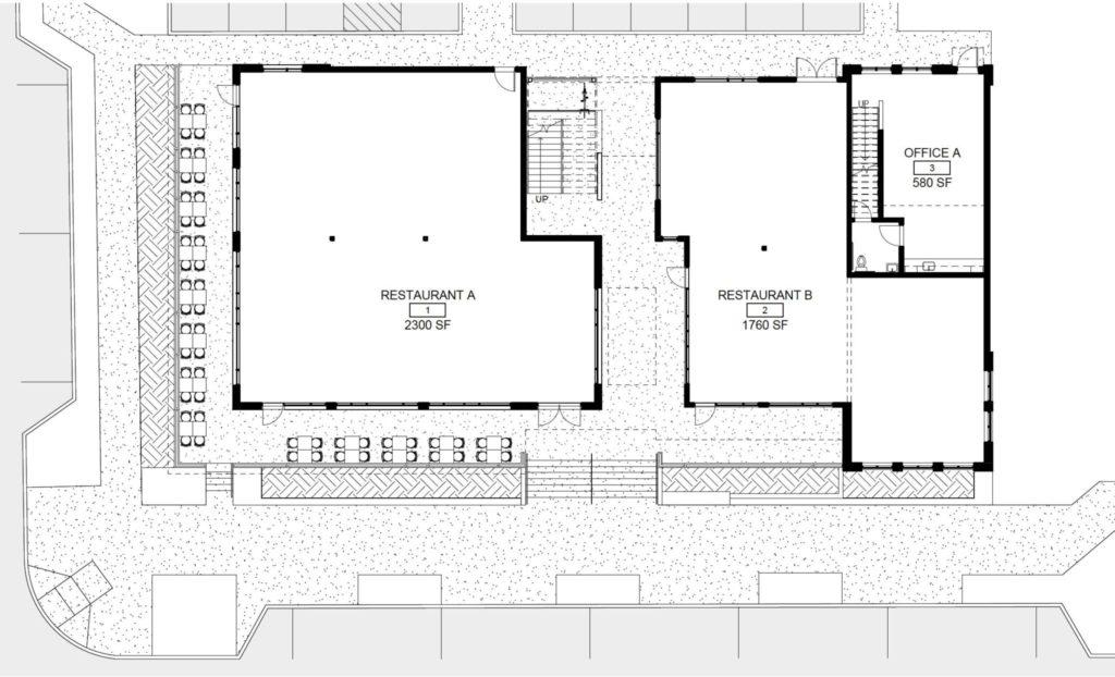Floor Plan - Hosea + 2nd Phase II