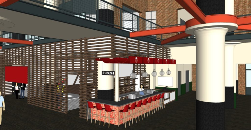 Miso Ko - Rendering - Ponce City Market