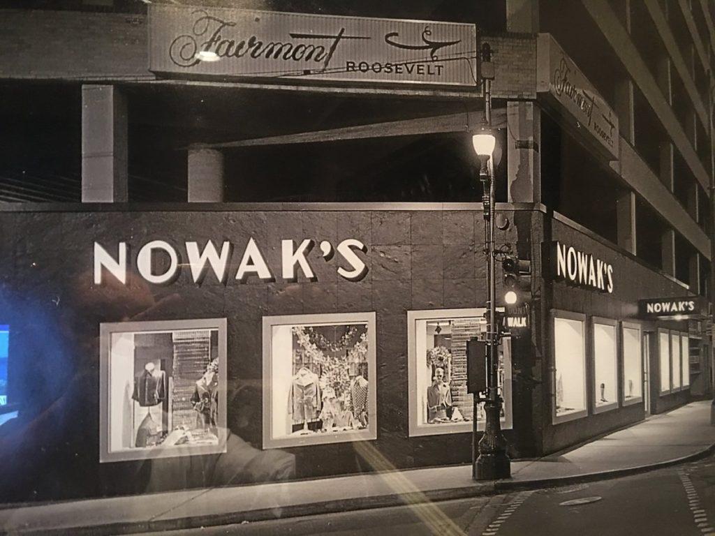 Nowak's Menswear
