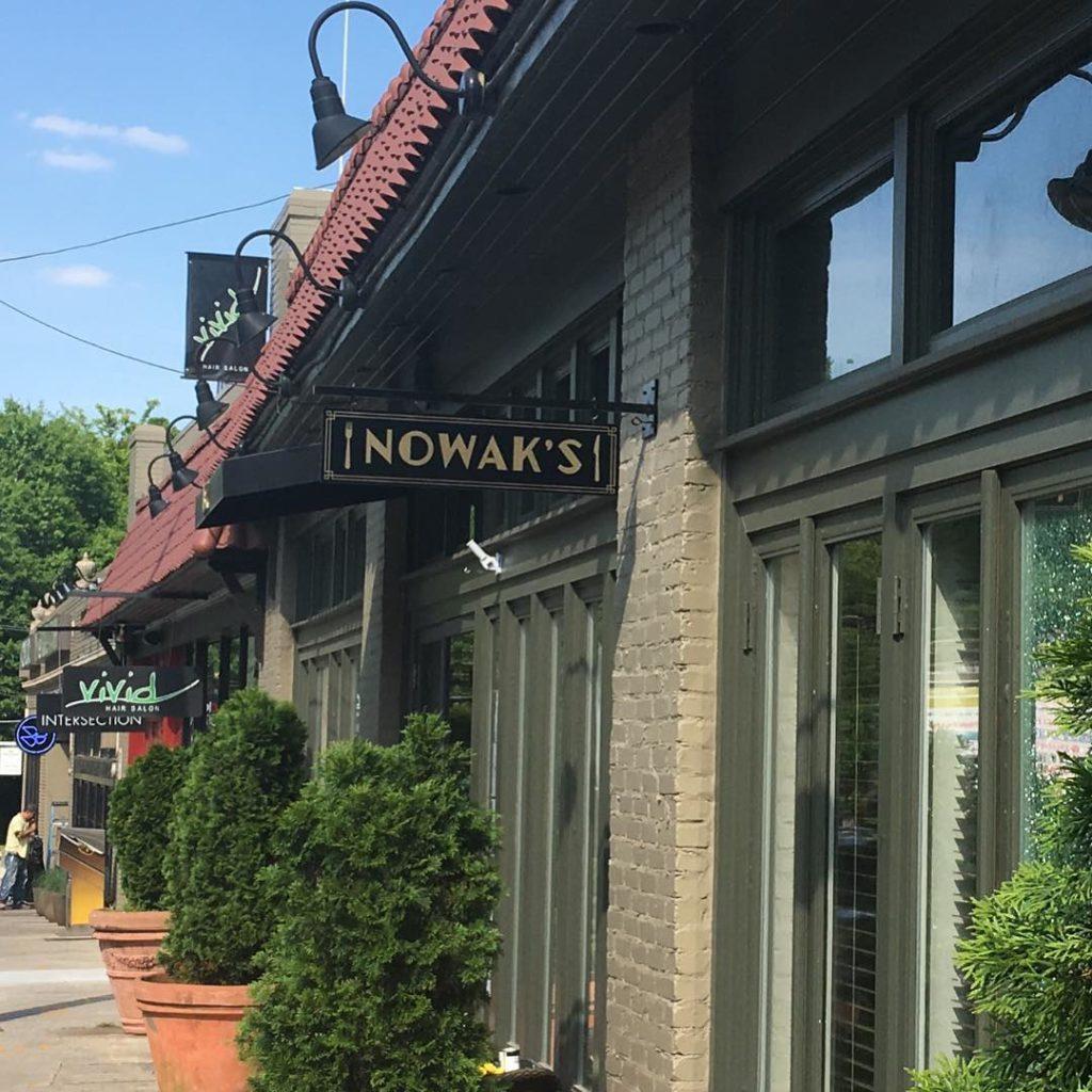 Nowak's Restaurant Atlanta