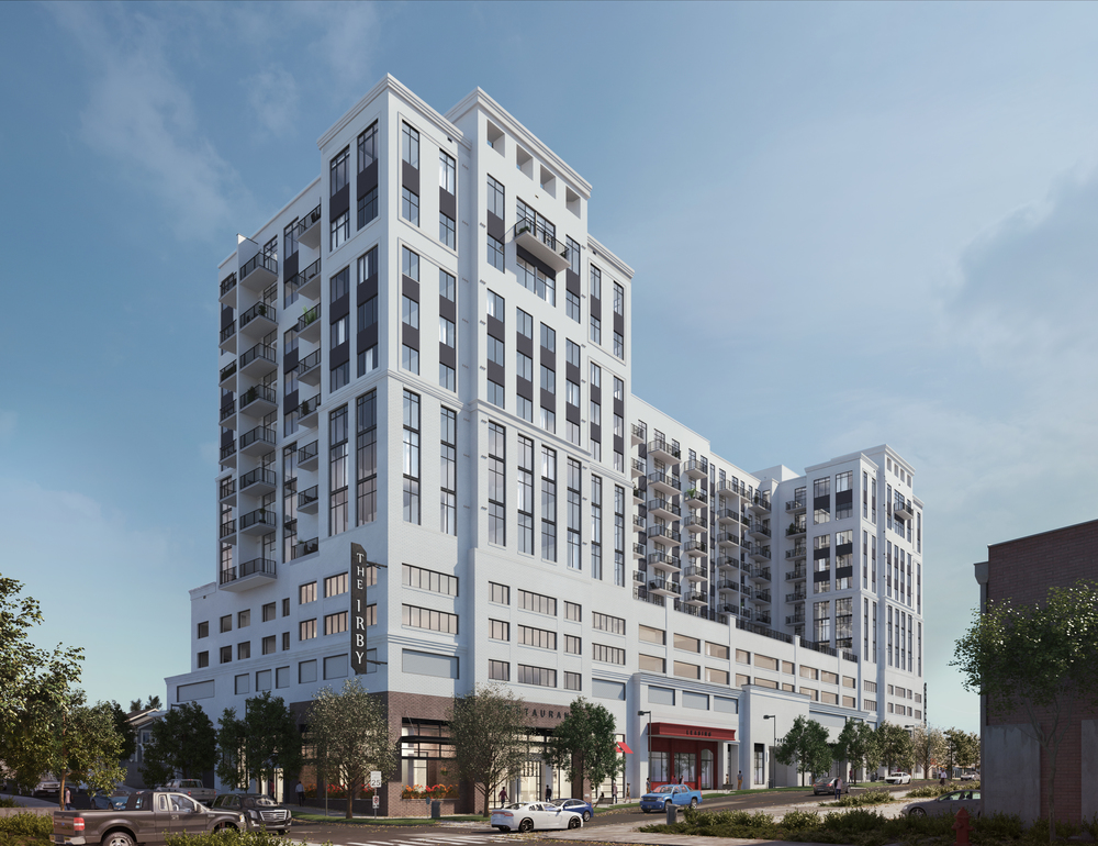 The Irby - Rendering 1