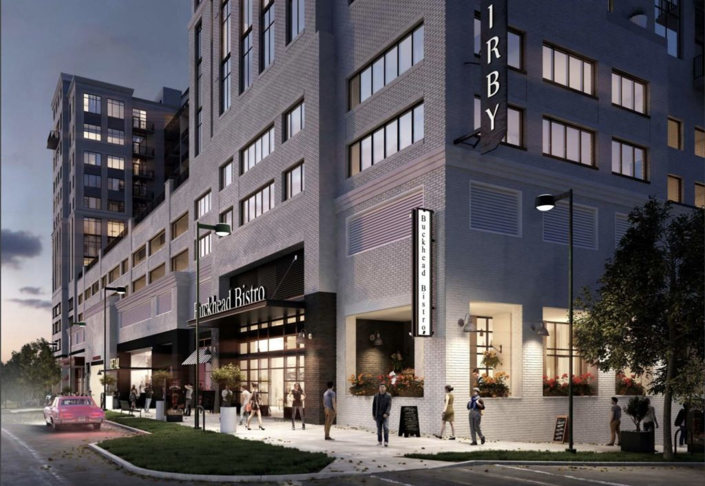 The Irby - Rendering 3