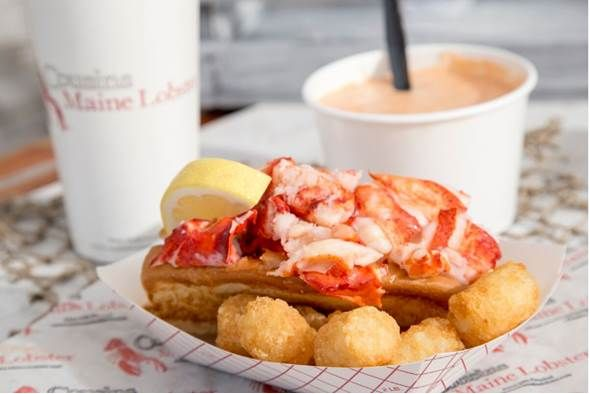 Cousins Maine Lobster - Lenox Square Mall 1