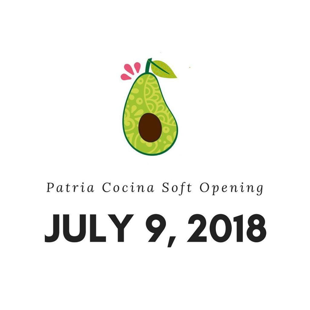 Patria Cocina - Soft Opening - The Beacon Atlanta