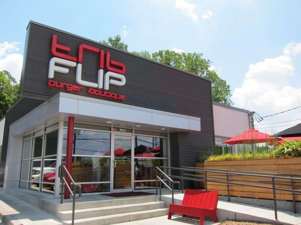 Flip Burger Boutique Hsiao