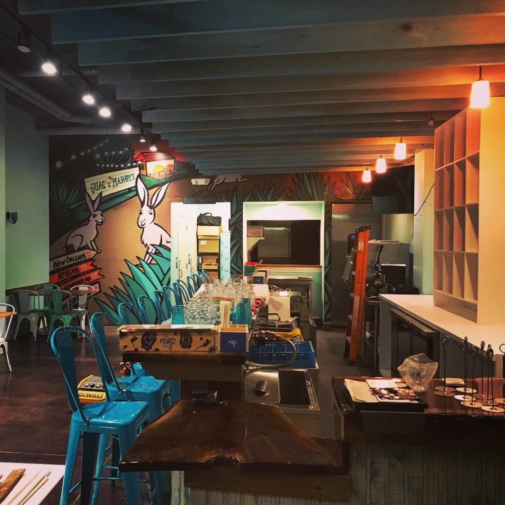 Guac Y Margys - Dining Room