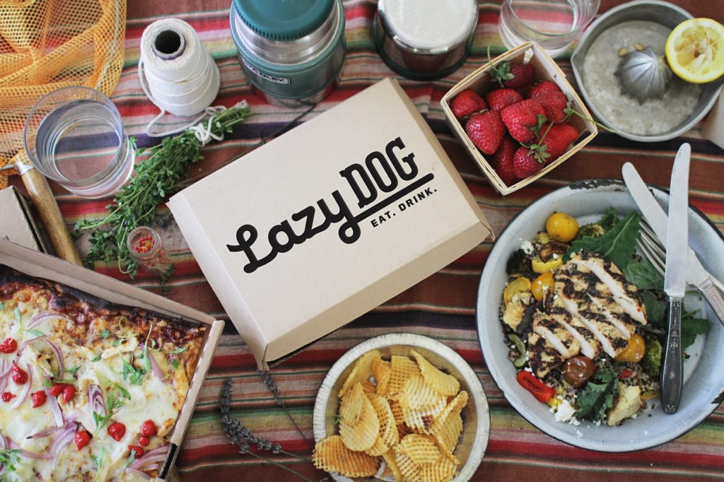 Lazy Dog Restaurant and Bar - Peachtree Corners Town Center