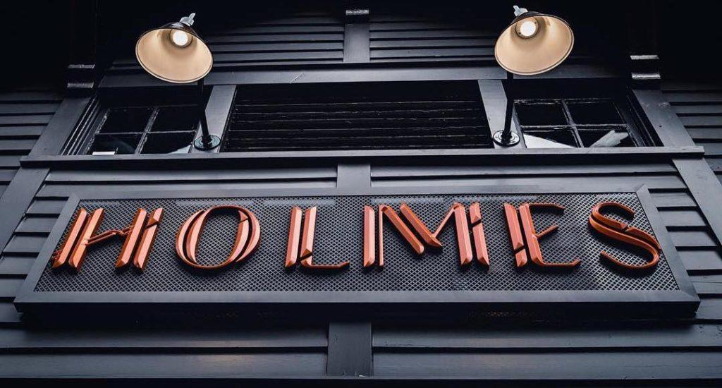 Restaurant Holmes - Alpharetta City Center