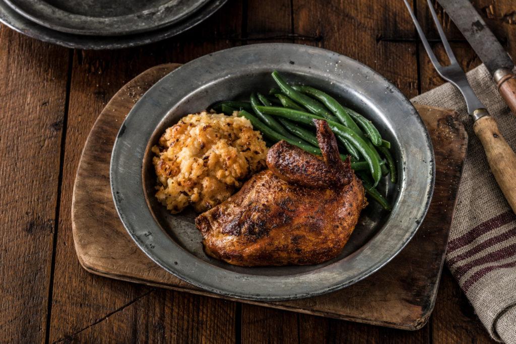 Cowboy Chicken - Quarter Chicken