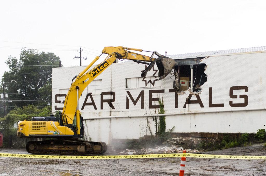 Star Metals Residences Groundbreaking - 1