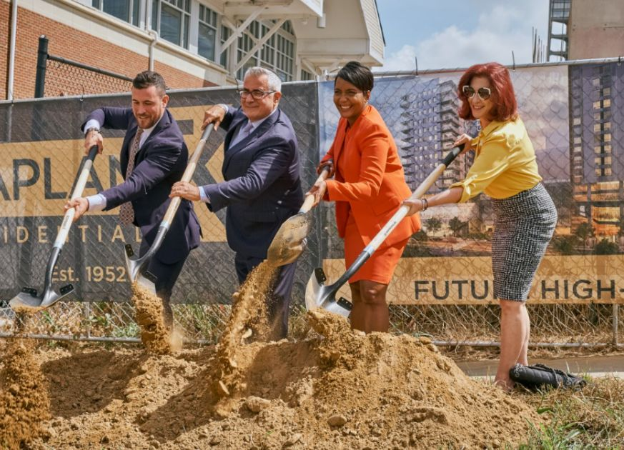 Generation Atlanta Groundbreaking