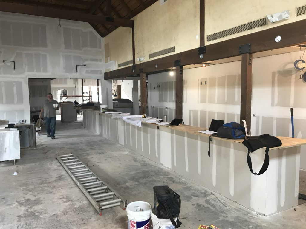 Hobnob Dunwoody Progress Photo