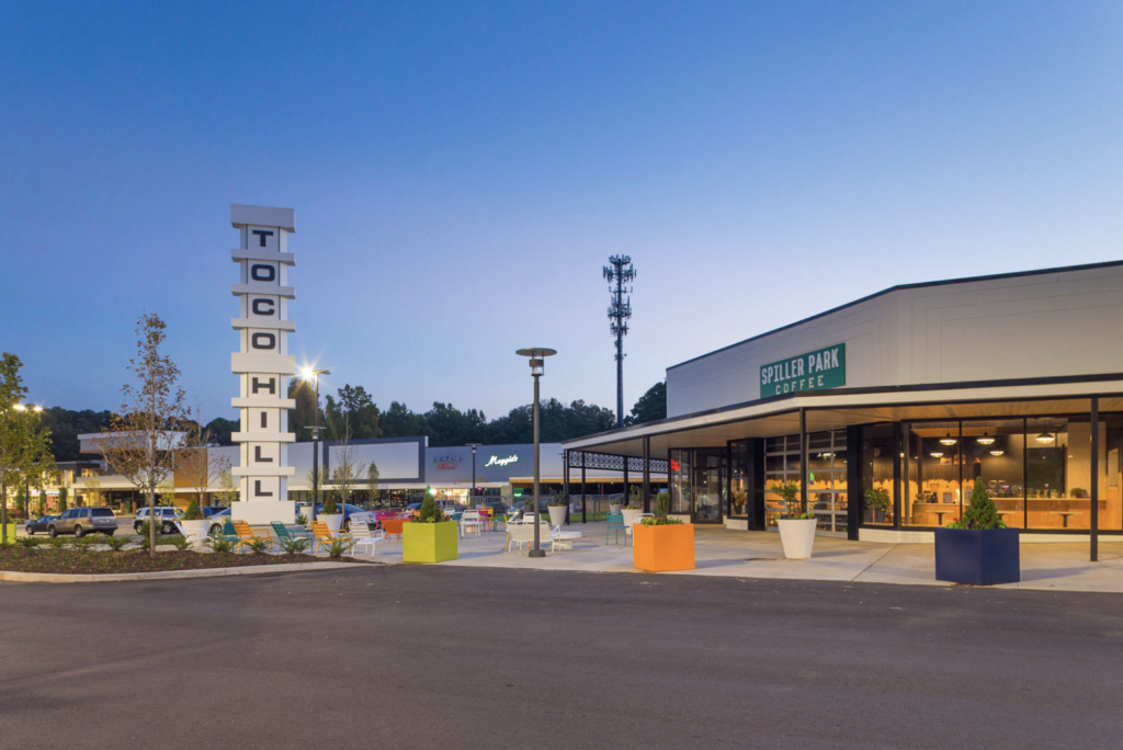 Toco Hills Shopping Center - Flying Biscuit Cafe