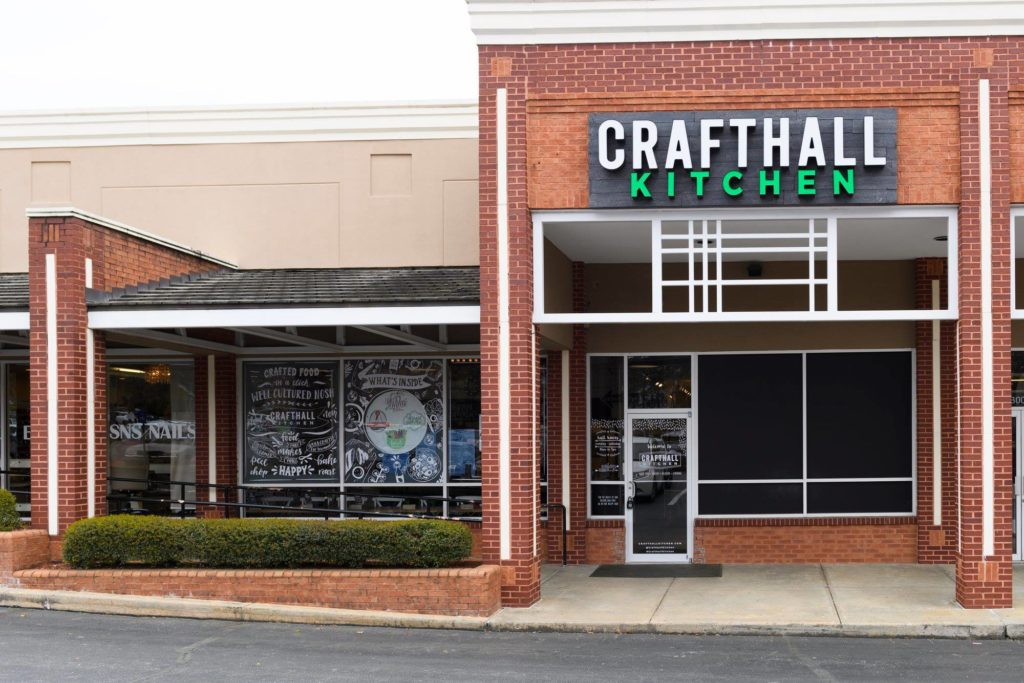 Crafthall Kitchen Sandy Springs