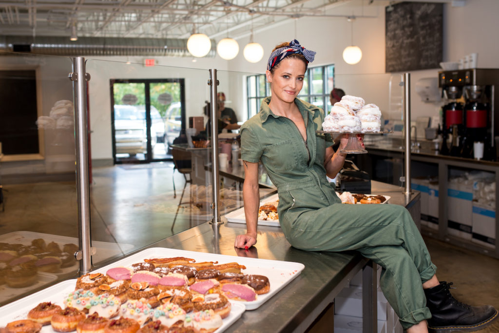 Doughnut Dollies Mia Yakel