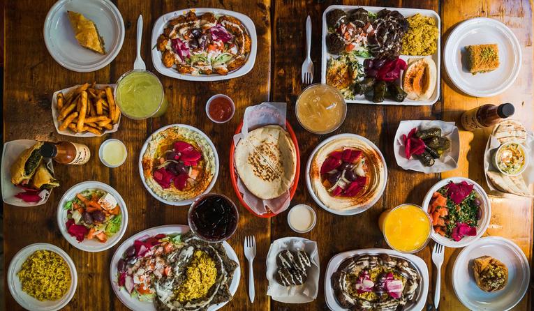 Mamoun's Falafel Atlanta