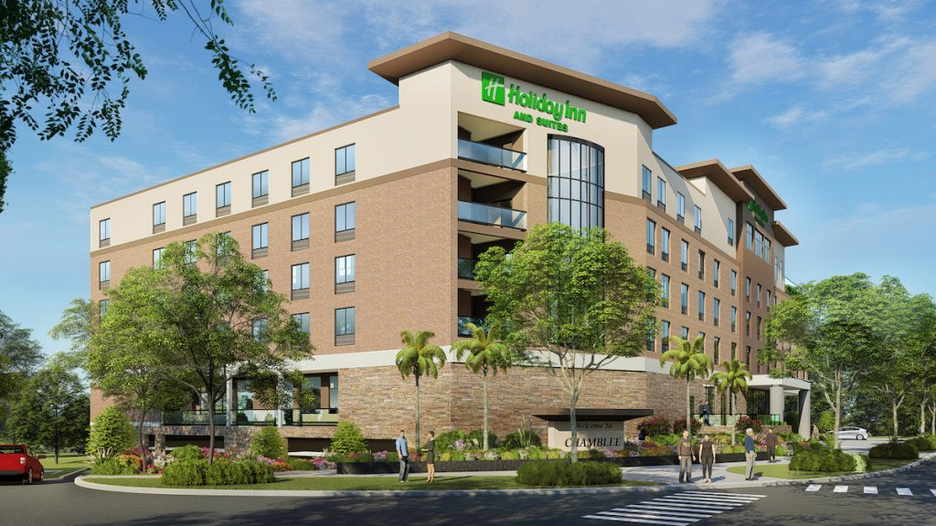 Chamblee Holiday Inn and Suites Rendering 2