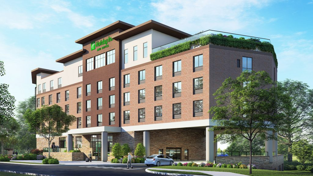 Chamblee Holiday Inn and Suites Rendering 3