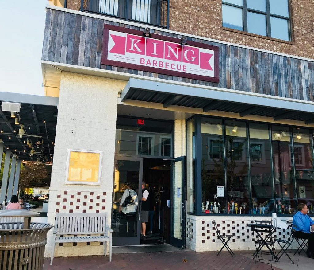 King Barbecue Avalon Closed