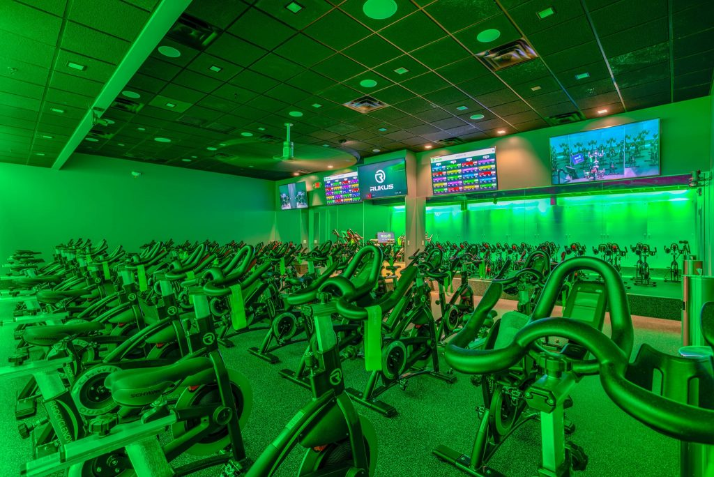 Rukus Cycling Studios - Edge on The Beltline Atlanta