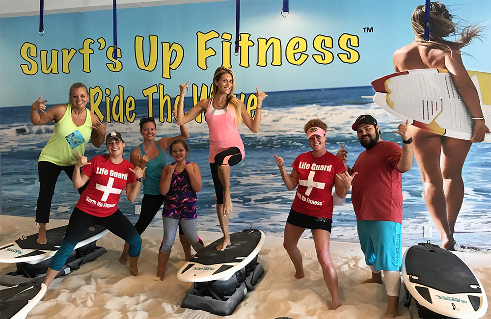 Surf's Up Fitness Buckhead