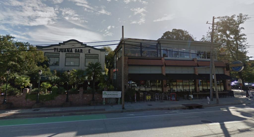 Tijuana Garage Closed Little Five Points