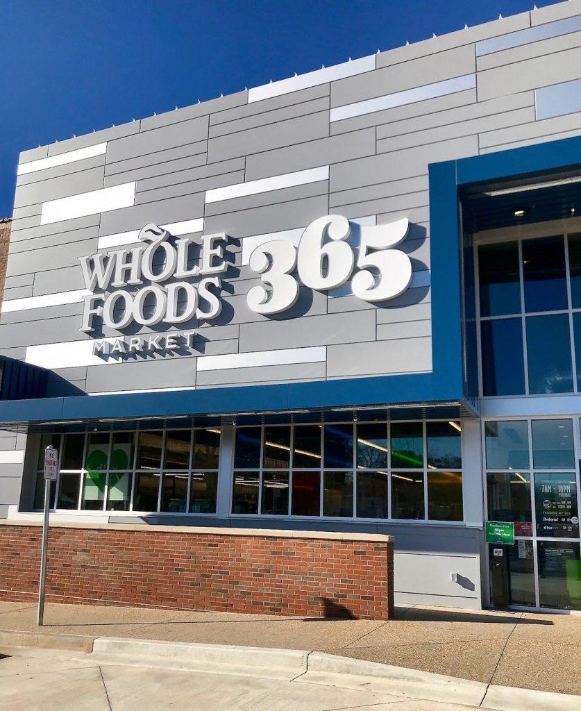 Whole Foods Market 365 Decatur Exterior