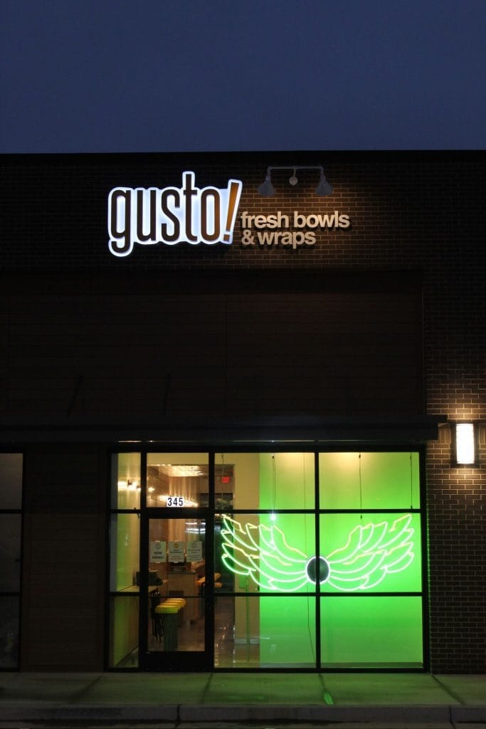 Gusto west midtown center