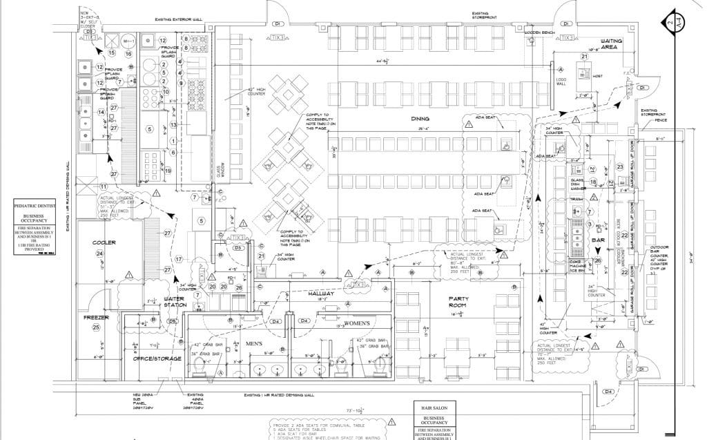 Hotto Hotto Site Plan