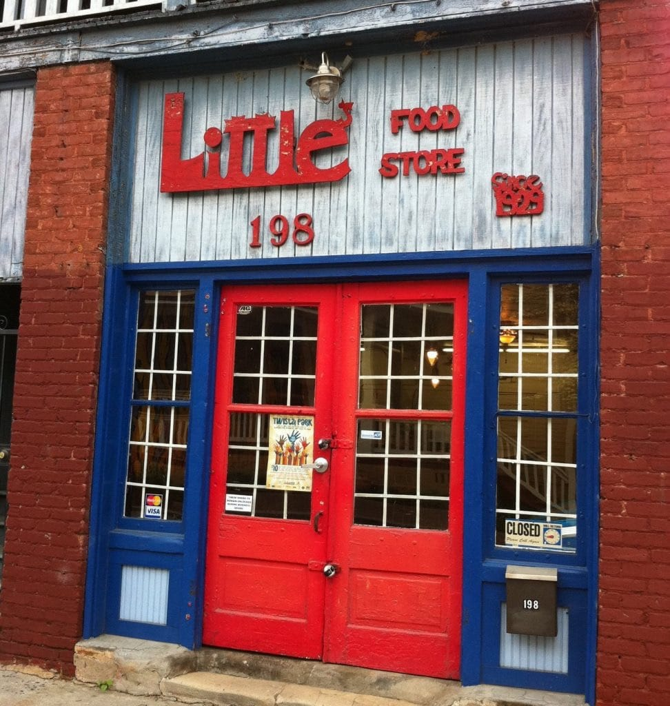 Little's Food Store - Cabbagetown Atlanta