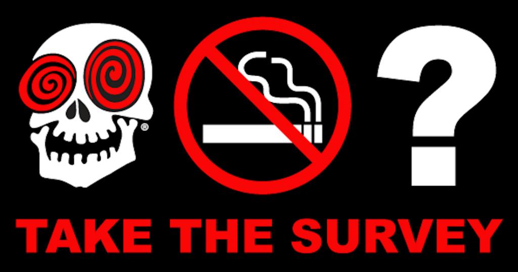 The Vortex Bar and Grill Atlanta Non-Smoking Survey