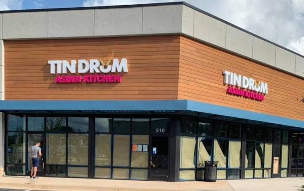 Tin Drum Asian Kitchen - Decatur