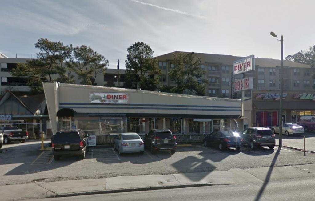Landmark Diner Jr.