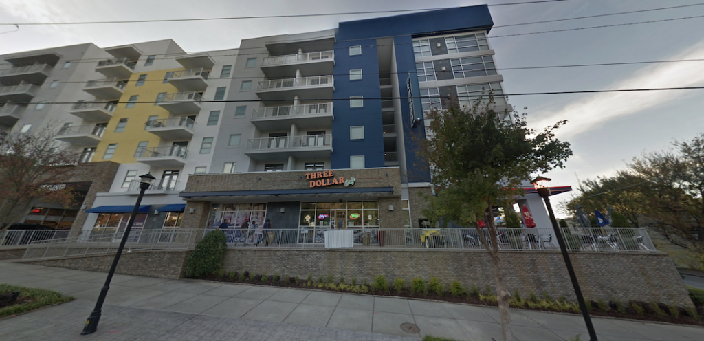 Three Dollar Cafe - Tenside - Northside Drive